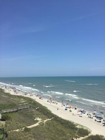 Wyndham Vacation Resorts Westwinds : Ocean Front Room View 9th Floor