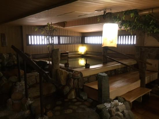 the b suidobashi: 大浴場