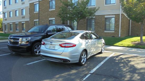 parking easy outside rooms picture of staybridge suites chantilly rh tripadvisor com