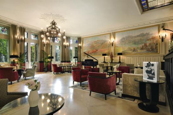 Hotel de la Cite Carcassonne - MGallery Collection : Jardin d'Hiver