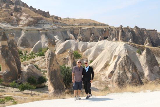 Oz Cappadocia: love valley