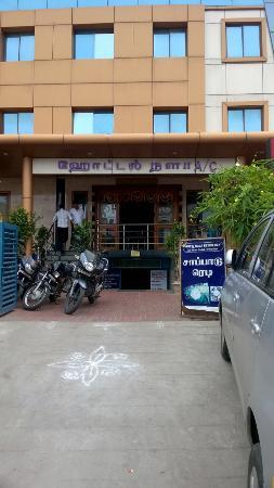 Nallar Recidency Restaurant