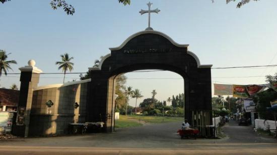 Parumala Church @ 2