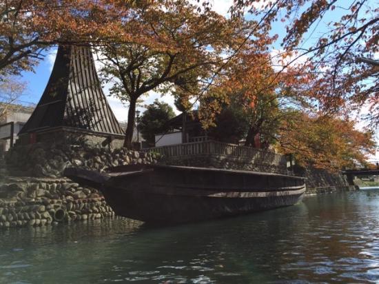 Funamachi Port & Sumiyoshi Lighthouse Historical Place