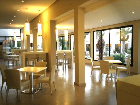 SunConnect Djerba Aqua Resort: Café concert
