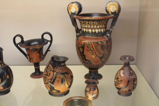 British Museum Greek Vases Vase And Cellar Image Avorcor