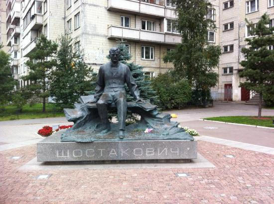 Monument to Shostakovich