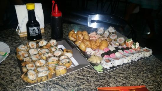 Kakiague Sushi
