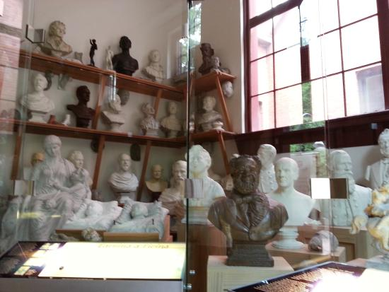 The Valentine Museum   Sculpture Workshop