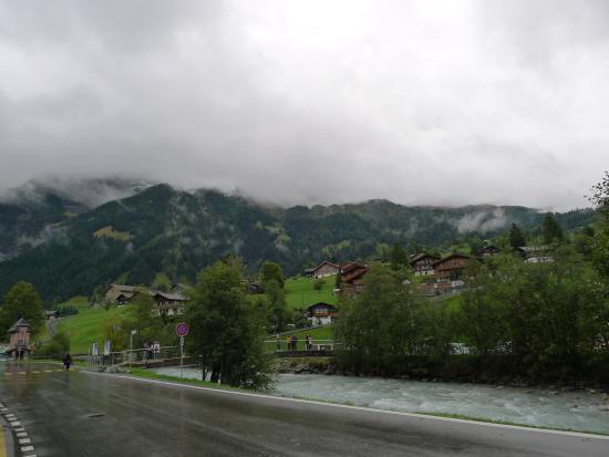 The Grindelwald village