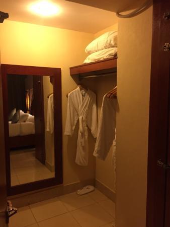 Coral Sea Hotel September 2015