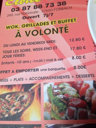 Forbach, Prancis: 4.10.15
