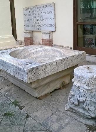 Capua, إيطاليا: Capua Museo Provinciale Campano