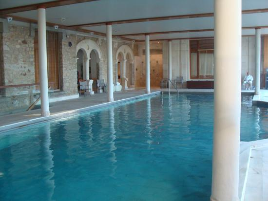 piscine picture of thalasso spa barriere la baule escoublac tripadvisor. Black Bedroom Furniture Sets. Home Design Ideas