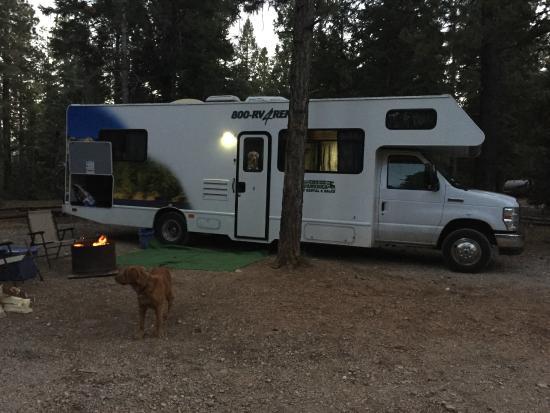 Duck Creek Village, UT: Great camping