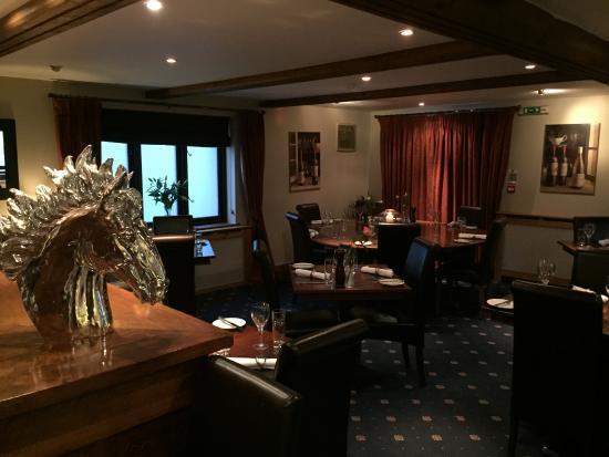 Tarr Steps, UK: Dining Room