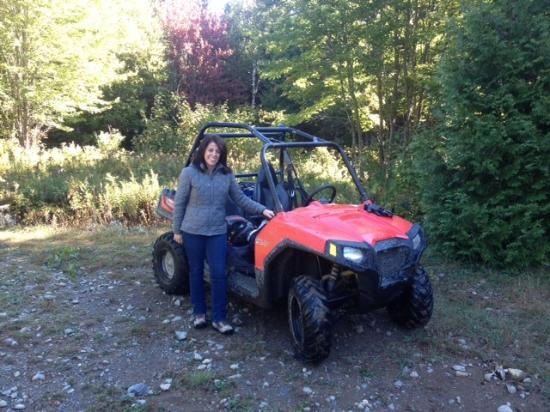 Northwoods Outfitters - Day Tours: ATV