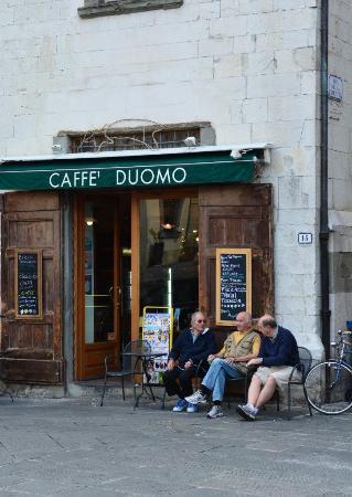 Pistoia, Italia: Caffé Duomo
