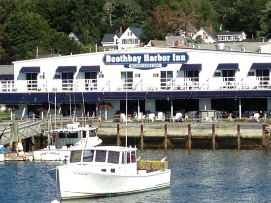 Boothbay Harbor Inn Great Hotel