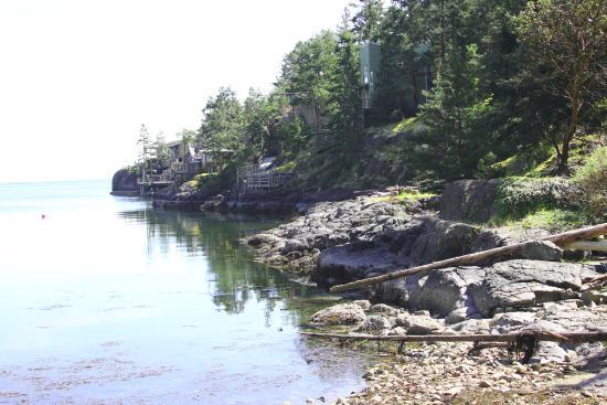 Halfmoon Bay, Kanada: cove