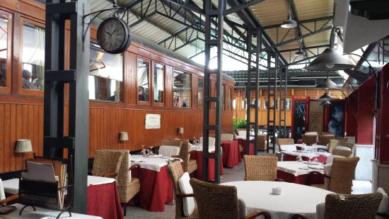 Comedor picture of el vagon de beni hoyo manzanares