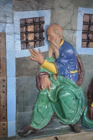 ปีสตอยอา, อิตาลี: La Frise