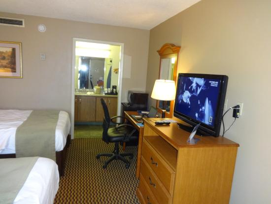 Best Western State Fair Inn My Room South Side Sedalia Mo