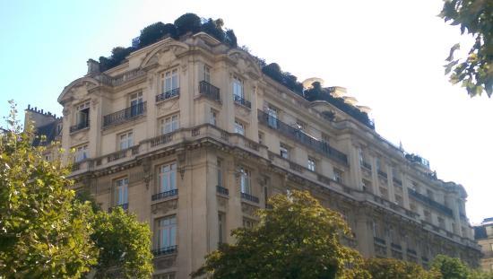 Hotel Raphael : Hotel von aussen