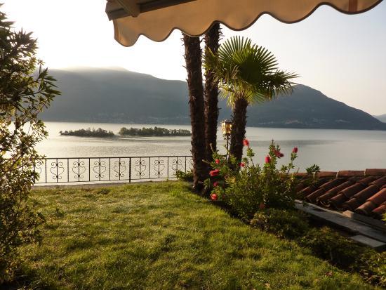 Boutique-Hotel La Rocca : Aussicht von der zimmereigenen Terrasse