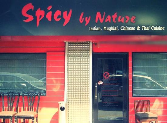Spicy by nature