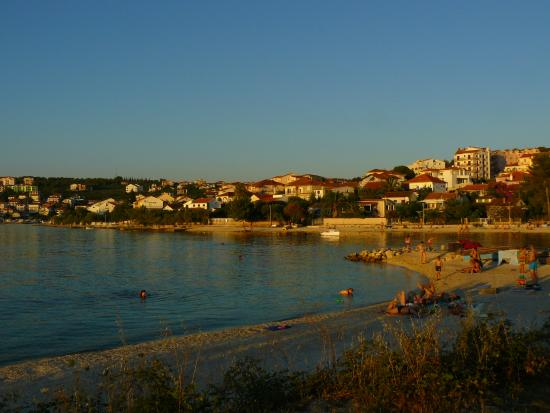 Ciovo Island, Kroatien: Spokojna część wyspy
