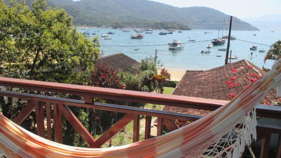 Pousada Porto Girassol: vue depuis la chambre
