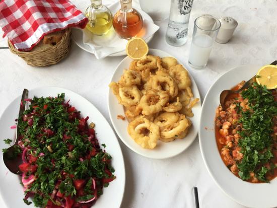 Hotel Efes : food