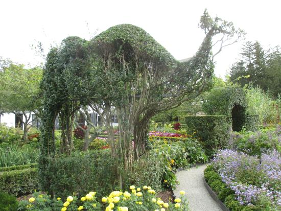 House Picture Of Green Animals Topiary Gardens Portsmouth Tripadvisor