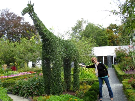 Topiarygardens Picture Of Green Animals Topiary Gardens Portsmouth Tripadvisor