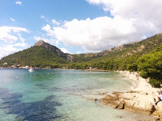 Formentor beach: fotografía de Playa Formentor, Formentor - TripAdvisor