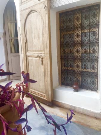 Riad Dar Ten: Fantástica decoración que evoca tranquilidad sin olvidar la tradición. Muy limpio