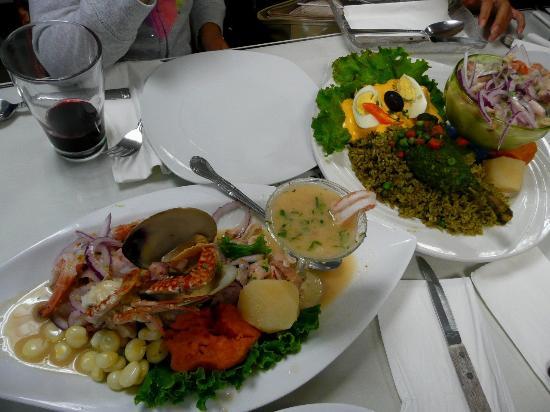 Griselda's Restaurant: 本格的なペルー料理