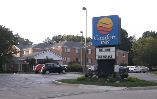 Comfort Inn Independence : 26 sept 2015