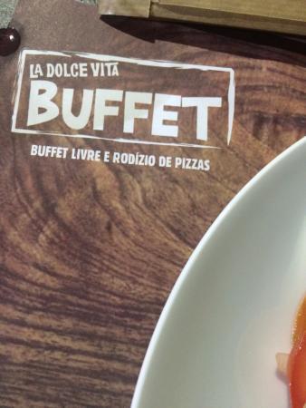 La Dolce Vita: buffet en dolce vita