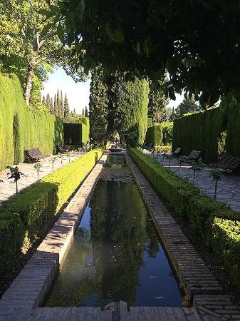 the alhambra jardins de lalhambra - Jardin De L Alhambra