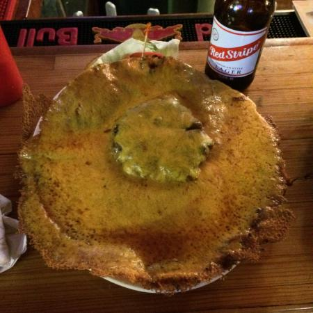 Murdock's Bar And Grill : What a huge surprise to see the Cuba Cheese Ring!  LOVE it!