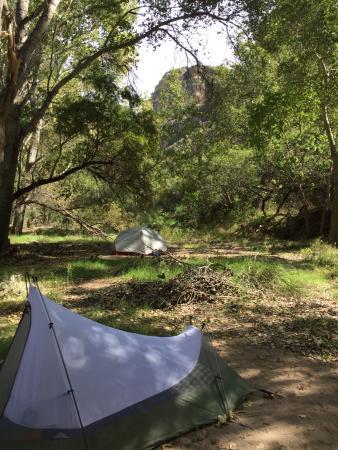 San Manuel, AZ: camp