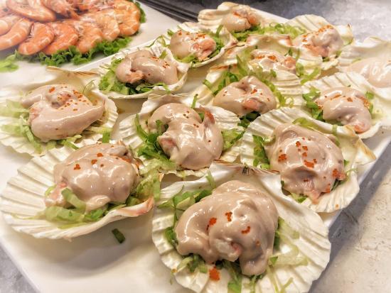 Gamberetti a salsa rosa foto di ristorante shange cesano maderno tripadvisor - Corso cucina giapponese groupon ...