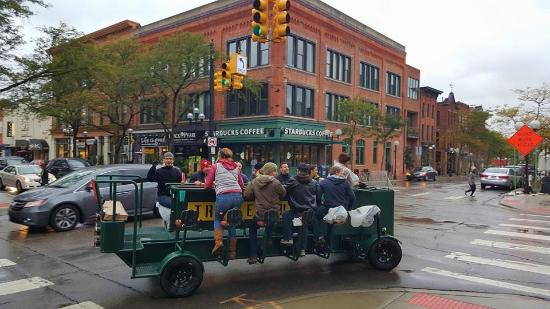 Trolley Pub Ann Arbor