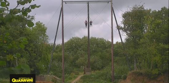 Menheniot, UK: swing