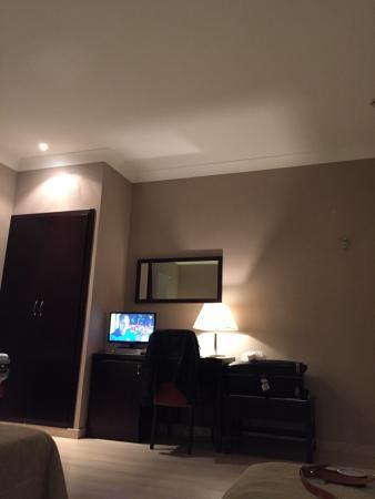 Hotel Gerber: Hotel room