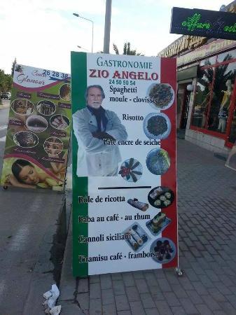 Gouvernorat de Sousse, Tunisie : Pannello Pubblicitario