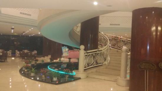Nanlin Hotel Suzhou : Lobby