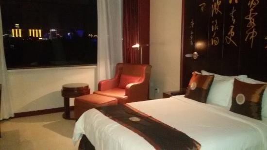 Nanlin Hotel Suzhou : Habitación